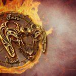 El signo Aries en el  zodiaco